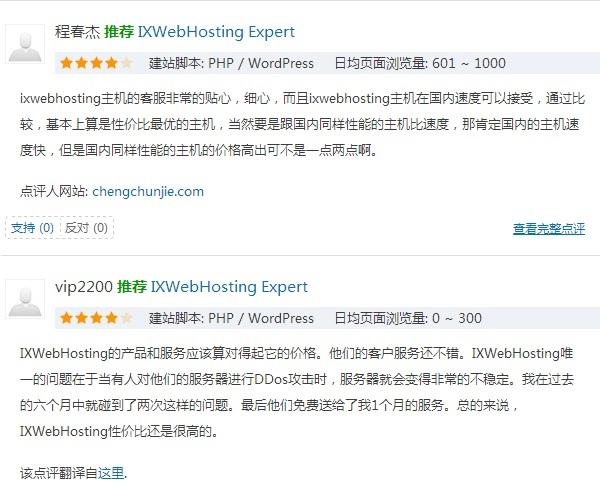 ixwebhosting-wordpress-review