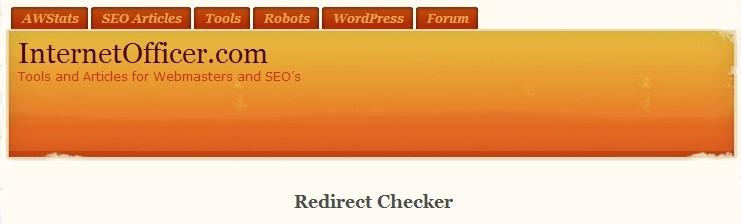 redirectcheck